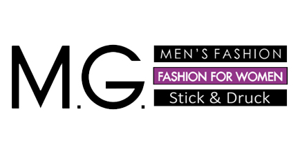 Logo M. G. Men's Fashion - Michael Geisler
